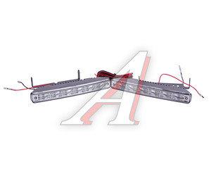 Огни ходовые дневного света LED 6 светодиодов 12V 12V-6,