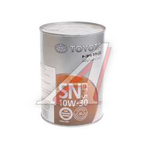 Масло моторное SN 08880-10806 п/синт.1л SAE10W30 TOYOTA 08880-10806, TOYOTA 10W30