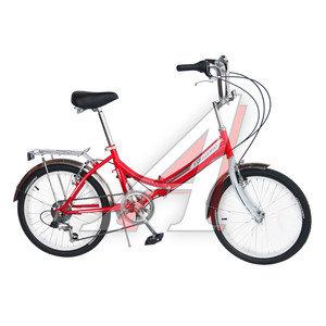 """Велосипед 20"""" 6-ск. складной FORWARD Arsenal 2.0"""