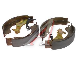 Колодки тормозные MITSUBISHI Colt,Lancer (4шт.) LUCAS GS8225