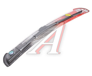 Щетка стеклоочистителя 650мм беcкаркасная (крепление крючок) Basic Line AVS 43166,