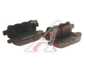 Колодки тормозные SUZUKI Grand Vitara (05-) задние (4шт.) HSB HP9794, GDB3294, 55800-77K00