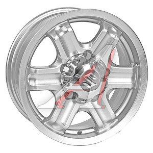 Диск колесный литой SUZUKI Jimny R15 SZ17 S REPLICA 5х139,7 ЕТ5 D-108,1