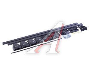"""Багажник SKODA Octavia 2 хетчбек (04-) прямоугольный, сталь комплект L=1200см """"LUX"""" 692773 МУРАВЕЙ, 692773"""