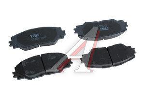 Колодки тормозные TOYOTA Auris (07-),Rav 4 (09-,13-) передние (4шт.) TRW GDB3424, 04465-42180/04465-42190