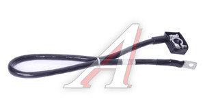 Провод АКБ соединительный перемычка L=800мм S=50мм клемма(+) и наконечник D=10мм АЭД КЛ154-КПН