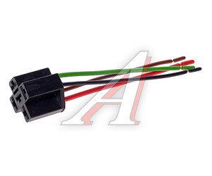 Колодка разъема реле с 4-мя проводами АЭНК 025 906 231, 9016