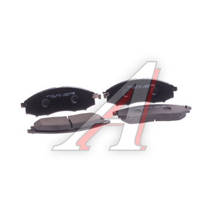 Колодки тормозные NISSAN Pick Up (98-) передние (4шт.) HSB HP5090, D1060-VK190