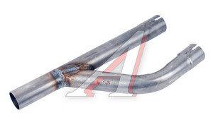 Труба соединительная глушителя ПАЗ-3205 НН 3205-1203020НН, АК-672-1203020-10, 3205-1203020-01