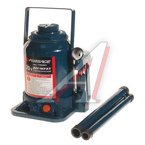 Домкрат бутылочный 20т 190-335мм с клапаном FORSAGE T92007, FS-T92007
