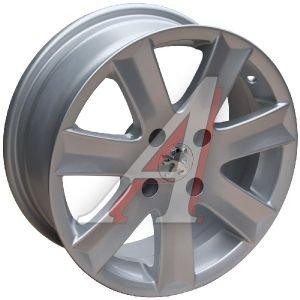 Диск колесный литой PEUGEOT 301 R15 PG10 S REPLICA 4х108 ЕТ23 D-65,1