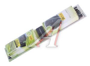 Шторка автомобильная для боковых стекол 50см (M) роликовая черная 2шт. VESTITO 1702335-155 BK