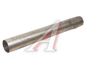 Металлорукав d=120мм, L=1м (нержавеющая сталь) СМ АТ-046, СМ d-120мм Мет.Рукав