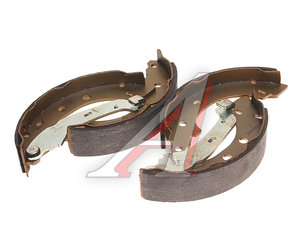 Колодки тормозные RENAULT Kangoo (97-09) задние (4шт.) NK 2739635, GS8650, 7701207555