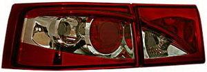 """Фонарь задний ВАЗ-2110,12 PRO SPORT """"Глаз Орла"""" тонированный хромированный комплект RS-02814, , 2110-3716010"""