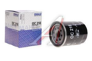 Фильтр масляный NISSAN Note (E11E) (1.4),Micra (K11,K12),Primera (P10) (-98) MAHLE OC218, 15208-70J0A