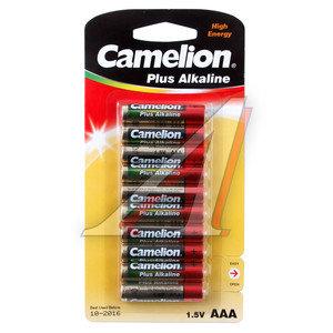Батарейка AAA LR03 1.5V Alkaline Plus (по 1шт.) CAMELION C-LR03P(10)бл