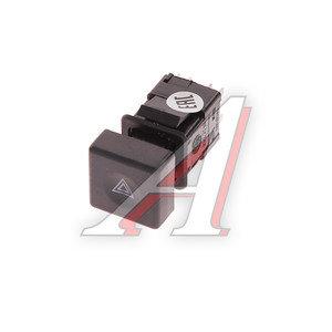 Выключатель кнопка ВАЗ-2110 аварийной сигнализации АВТОАРМАТУРА 832.3710-05.03