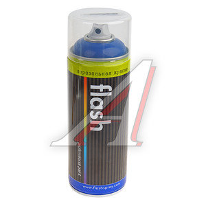 Краска для граффити синий глубоководный аэрозоль 400мл Flash ABRO ABRO FL040, FL040