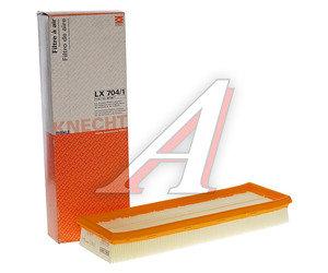 Фильтр воздушный RENAULT Kangoo,Megane NISSAN MAHLE LX704/1, 7701477096