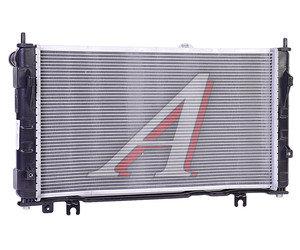 Радиатор ВАЗ-2190 алюминиевый (МКПП) без кондиционера LUZAR 2190-1301012П, LRC 0190b, 21900-1301012-01