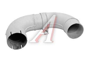Труба приемная глушителя МАЗ-543208,5440А8 верхний выхлоп (П-образный) ОАО МАЗ 544010-1203032, 5440101203032