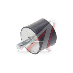 Подушка MAN глушителя с резьбой (внутренней/наружной M10х1.5мм) STELLOX 8204406SX, 17451, 81962100052/81962100301/81962100487