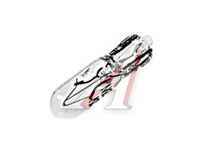 Лампа 12V W1.2W W2х4.6d бесцокольная HNG А12-1,2, HNG-12120