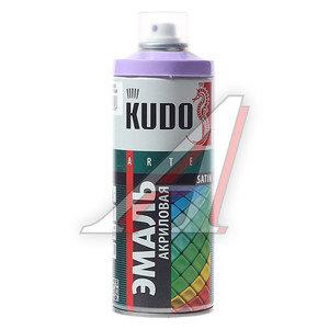 Краска фиолетовая акриловая satinRAL4005 520мл KUDO KUDO KU-0А4005, KU-0A4005