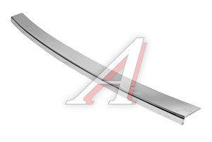 Накладка бампера ВАЗ-2107 переднего металл 2107-2803050