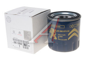 Фильтр масляный PEUGEOT Boxer (14-) OE 9808867880