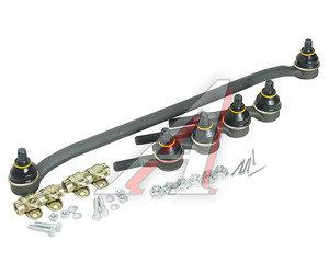 Трапеция рулевая ВАЗ-2121 комплект ТРЕК 2121-3003006*Т, ST70-103, 2121-3414010