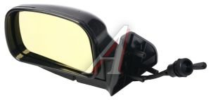 Зеркало боковое ВАЗ-2108 левое антиблик желтое люкс Политех-Р-9рта/СПл, , 2108-8201051