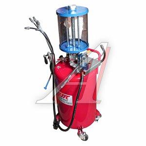 Приспособление для откачивания технических жидкостей 12л, емкость бака 80л JTC JTC-1537