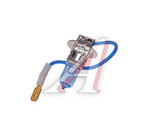 Лампа H3 24Vх100W (PK22s) Super White NORD YADA H3 АКГ 24-100 (H3), 800072