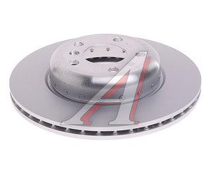 Диск тормозной BMW 5 (F10,F18) передний (облегченная конструкция) (1шт.) OE 34116794429, 24.0124-0239.2