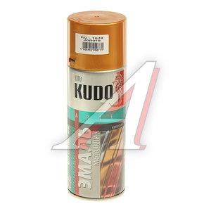 Краска золото 520мл KUDO KUDO KU-1028, KU-1028,