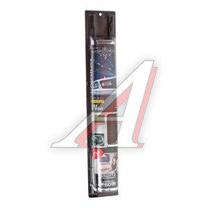 Шторка автомобильная для боковых стекол 60см (L) роликовая золото карбон сетчатая 2шт. CARBON 1701336-266GL