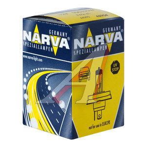 Лампа H4 12Vх130/100W (P45t) RALLY NARVA 48954, N-48954,