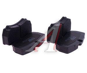 Колодки тормозные FORD Transit (06-) IVECO Daily (99-) задние (4шт.) TRW GDB1535, 1718023/42470841/42555406