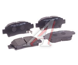 Колодки тормозные TOYOTA Yaris (05-) передние (4шт.) HSB HP5018, GDB3218, 04465-52130