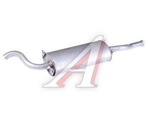 Глушитель ВАЗ-2114 АвтоВАЗагрегат 2113-1201005-00, 073956, 2115-1201005