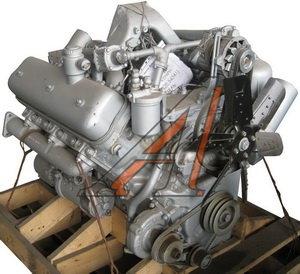 Двигатель ЯМЗ-236М2-1 (МАЗ) без КПП и сц. (180 л.с.) АВТОДИЗЕЛЬ № 236М2-1000187