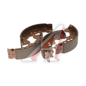 Колодки тормозные SUZUKI Grand Vitara (01-05) задние барабанные (4шт.) TRW GS8773, 53200-52D21