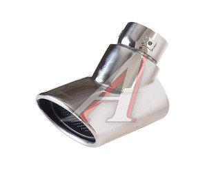 Насадка на глушитель нержавеющая сталь d=65мм TORINO 07803, HJ-1016