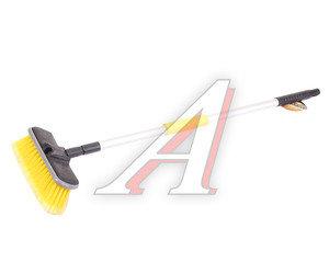 Щетка для мытья автомобиля телескопическая с мягкой ручкой 75-130см АВТОСТОП AB-1960