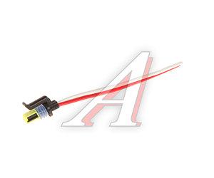 Колодка разъема ВАЗ-2108-99,2110-12 датчика температуры с проводом АЭНК КР2110ДТ,