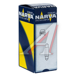 Лампа 12VхC3W (SV7) 41мм NARVA 17094, N-17094,