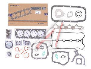 Прокладка двигателя CHEVROLET Aveo (03-08),Lacetti (03-08) комплект DAEWOO 93740513, 424.020