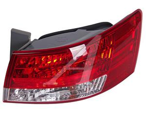 Фонарь задний HYUNDAI Sonata NF седан (04-) левый наружный TYC 11-6189-A6-6B, 221-1929R-UE, 92401-3K010